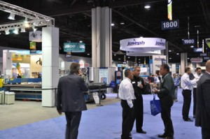 Many exhibitors say this year's trade show was an overall positive experience.