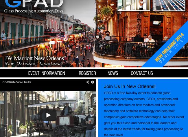 GPAD-website