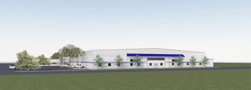 PGT Industries is building a new plant that will allow it to increase its glass fabrication capabilities.