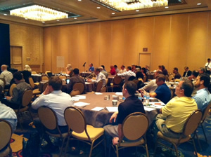 GANA Annual Conference attendees have been taking part in various energy-related discussions.