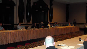 Chuck Knickerbocker chairing BEC technical committee
