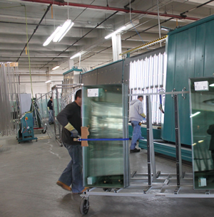 Tempco recently acquired machinery that will allow it to fabricate insulating glass units.