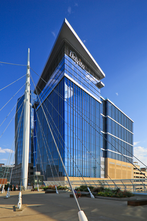 One of MGI's recent projects was the DaVita world headquarters in Denver.