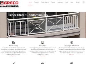 Grecowebsite
