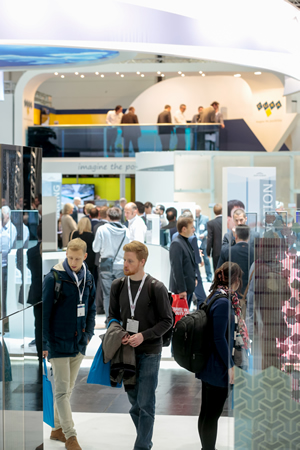 glasstec provides a look at many new and emerging technologies for the glass industry.