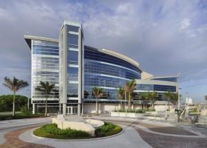 Nova Southeastern University Oceanographic Center in Dania Beach, Fla. [Crawford-Tracey]