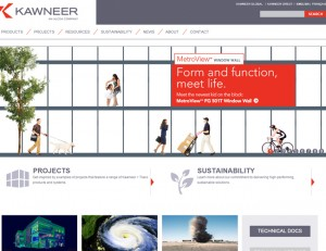 web week kawneer