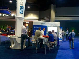 SoftTech and ContractERP are just two of the many software companies exhibiting at this year's GlassBuild.
