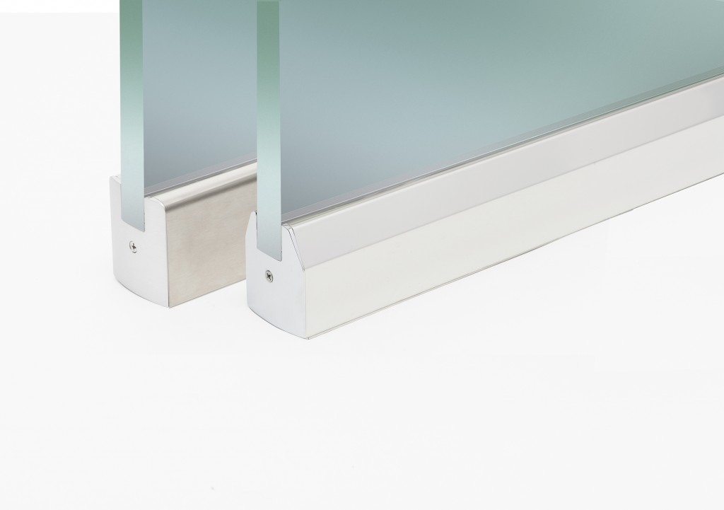 Dorma Usa Inc Has Introduced An Addition To Its Drs Rails Line Of S The New 2½ Inch Rail System Allows For A Greater Amount Natural
