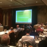 The Insulating Glass Manufacturers Alliance's Emerging Technology and Innovation task group got things started Tuesday at the association's Fall meeting in Denver.