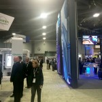 The glass, glazing and fenestration industry made its presence felt at this year's Glassbuild.