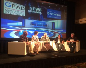 The ERP Implementation Forum was one of two fabricator-based discussions at GPAD this week.