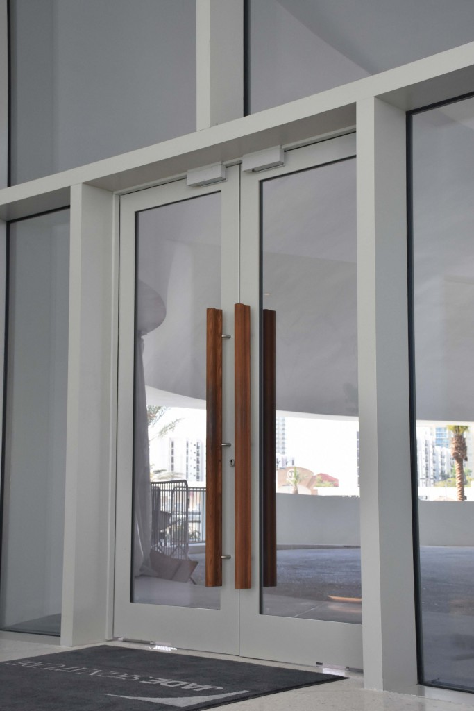 Designing and engineering a glass door in Miami\u0027s High-Velocity Hurricane Zones comes with many challenges especially when a clean aesthetic is one of the ... & Dash Door Faced Unique Challenges for Entrances at Jade Signature ...