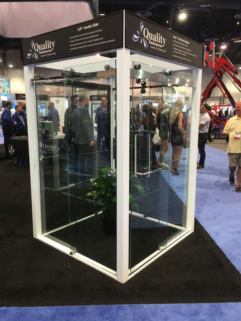 Industrys Newest Innovations On Display At Glassbuild Usglass